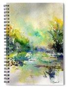 Watercolor 45319041 Spiral Notebook