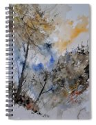 Watercolor 45319051 Spiral Notebook