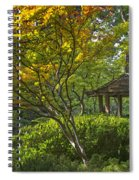 Watercolor Gardens Spiral Notebook