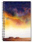 Mesa Spiral Notebook