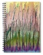 Watercolors Running Spiral Notebook