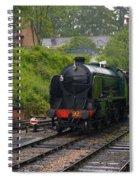 Watercress Line Alresford Spiral Notebook