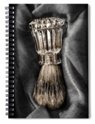 Waterford Crystal Shaving Brush 2 Spiral Notebook