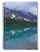 Waterfowl Lake Spiral Notebook