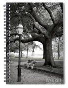 Waterfront Park Spiral Notebook