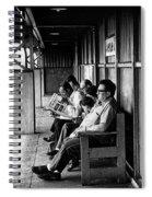 Watergate Memory Spiral Notebook