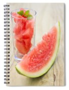Watermelon Spiral Notebook