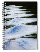 Watermountains Spiral Notebook