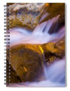 Waters Of Zion Spiral Notebook