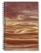 Waterscape Number Seven Spiral Notebook