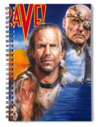 Waterworld Spiral Notebook