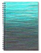 Watery Deep Spiral Notebook