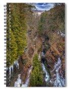 Watkins Glenn New York Spiral Notebook
