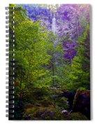 Watson Falls Spiral Notebook
