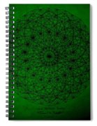 Wave Particle Duality II Spiral Notebook