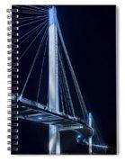 Wavelength Plus Or Minus 460 Nm Spiral Notebook
