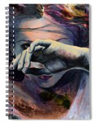 Wavering... Spiral Notebook