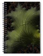 Waves Of Resonance Spiral Notebook