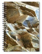 Waves Of Rock Spiral Notebook