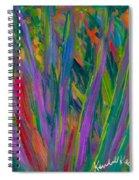 Waving Spiral Notebook