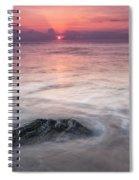 Wavy Day Spiral Notebook