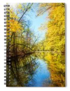Waxen Autumn 1  Spiral Notebook