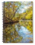 Waxen Autumn 2  Spiral Notebook