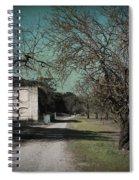 Way Back When Spiral Notebook