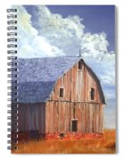 Way Out West Spiral Notebook