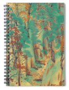 Way To Atago Spiral Notebook