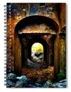 Forgotten Stories Spiral Notebook