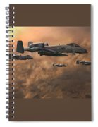 Waypoint Alpha Spiral Notebook
