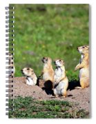 We Are Family Spiral Notebook