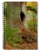 We Are Here Since 1000 Years 2 Spiral Notebook