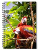 We Are Ready For Pictures Spiral Notebook