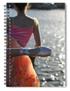 We Are Such Stuff As Dreams Are Made On Spiral Notebook