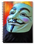 We Are The 99 Spiral Notebook