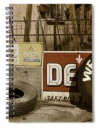 We Fix Flats Spiral Notebook