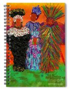 We Women Folk Spiral Notebook