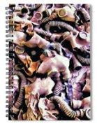 Weaponized Spiral Notebook