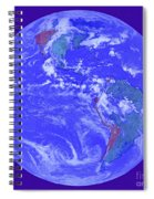Weather By Jrr Spiral Notebook
