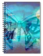 Weather The Storm Spiral Notebook