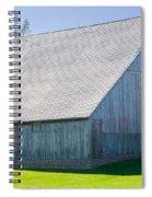 Weathered Barn Spiral Notebook