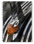 Weathered Chieftan Spiral Notebook