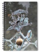 Weathervane Spiral Notebook