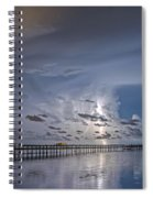 Weaver Pier Illuminated Spiral Notebook