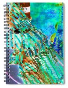 Web I Spiral Notebook