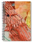 Web II Spiral Notebook