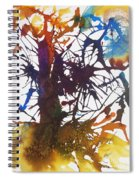 Web Of Life Spiral Notebook