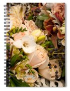 Wedding Bouquets 01 Spiral Notebook